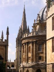 Image of Sheldonian Theatre in Oxford