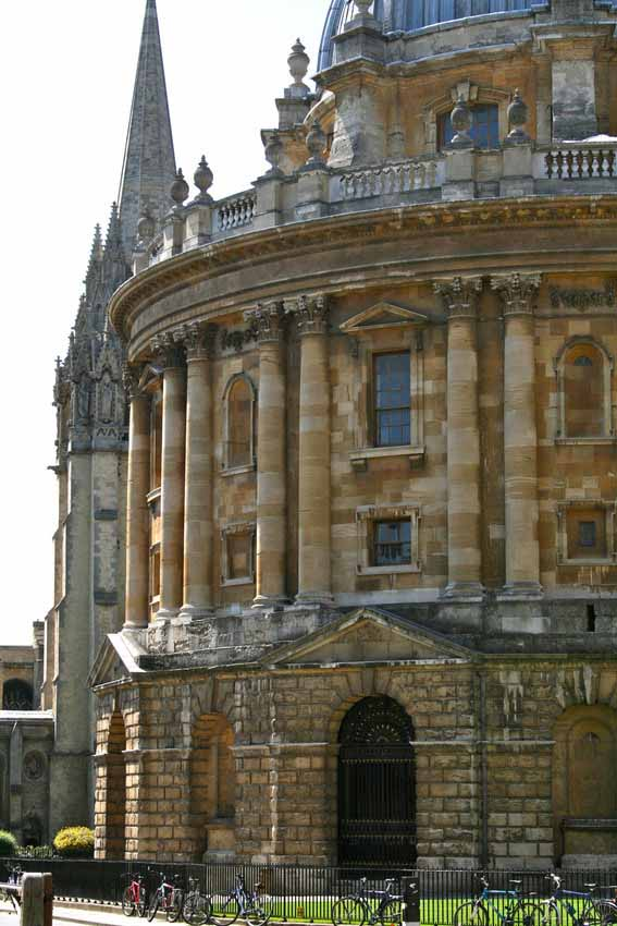 Radcliffe Camera Portrait